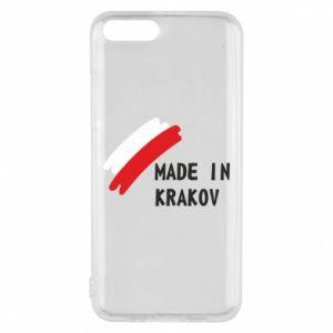 Xiaomi Mi6 Case Made in Krakow