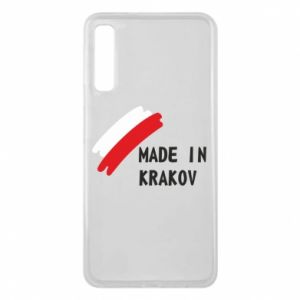 Samsung A7 2018 Case Made in Krakow