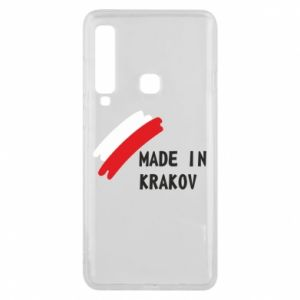Samsung A9 2018 Case Made in Krakow