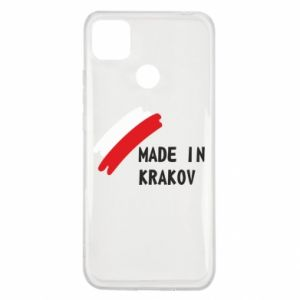 Xiaomi Redmi 9c Case Made in Krakow