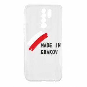 Xiaomi Redmi 9 Case Made in Krakow