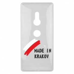 Sony Xperia XZ2 Case Made in Krakow
