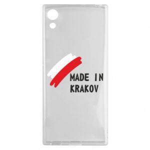 Sony Xperia XA1 Case Made in Krakow