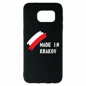 Samsung S7 EDGE Case Made in Krakow