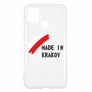 Samsung M31 Case Made in Krakow