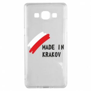 Samsung A5 2015 Case Made in Krakow