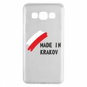 Samsung A3 2015 Case Made in Krakow