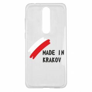 Nokia 5.1 Plus Case Made in Krakow
