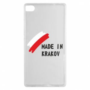 Huawei P8 Case Made in Krakow