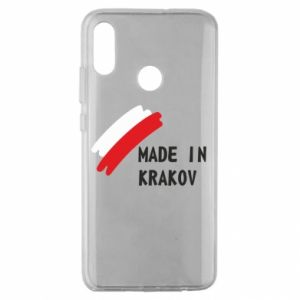 Huawei Honor 10 Lite Case Made in Krakow