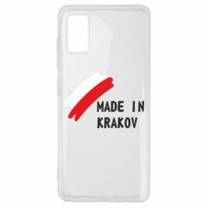 Samsung A41 Case Made in Krakow