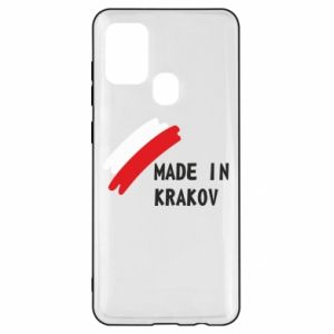 Samsung A21s Case Made in Krakow