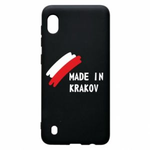 Samsung A10 Case Made in Krakow