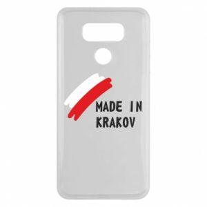 LG G6 Case Made in Krakow