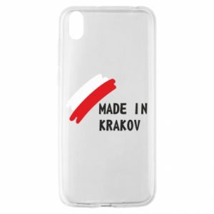 Huawei Y5 2019 Case Made in Krakow