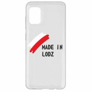 Samsung A31 Case Made in Lodz