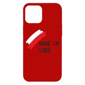 iPhone 12 Pro Max Case Made in Lodz