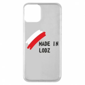 Etui na iPhone 11 Made in Lodz