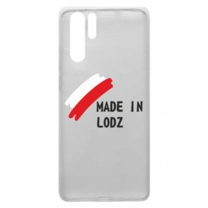 Huawei P30 Pro Case Made in Lodz