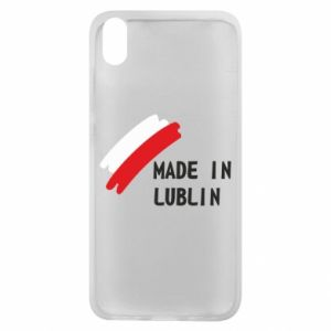 Phone case for Xiaomi Redmi 7A Made in Lublin
