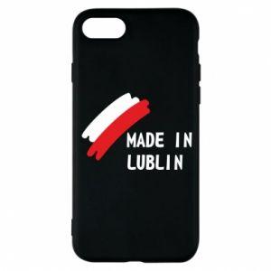 Etui na iPhone 8 Made in Lublin