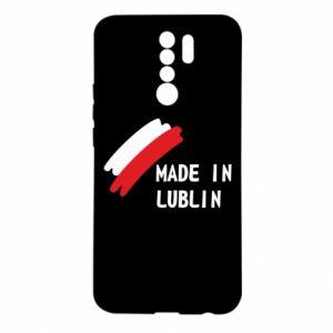 Xiaomi Redmi 9 Case Made in Lublin