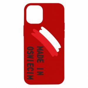 iPhone 12 Mini Case Made in Oswiecim