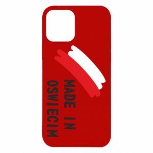 Etui na iPhone 12/12 Pro Made in Oswiecim