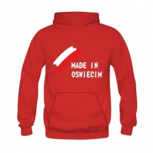 Kid's hoodie Made in Oswiecim