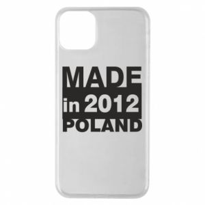 Etui na iPhone 11 Pro Max Made in Poland