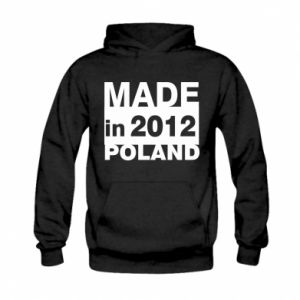 Kid's hoodie Made in Poland