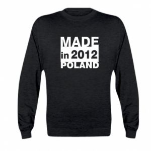 Kid's sweatshirt Made in Poland