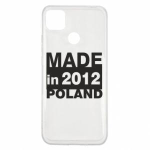 Xiaomi Redmi 9c Case Made in Poland