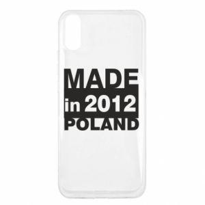 Xiaomi Redmi 9a Case Made in Poland