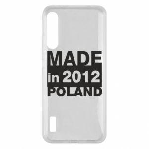 Xiaomi Mi A3 Case Made in Poland