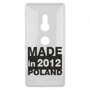 Sony Xperia XZ2 Case Made in Poland
