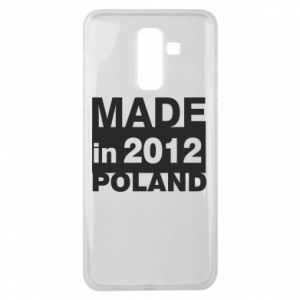 Samsung J8 2018 Case Made in Poland