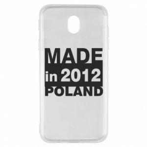 Samsung J7 2017 Case Made in Poland