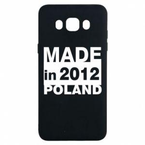 Samsung J7 2016 Case Made in Poland