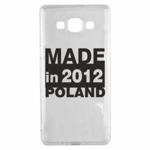 Samsung A5 2015 Case Made in Poland