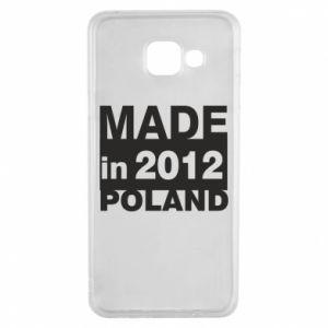 Samsung A3 2016 Case Made in Poland
