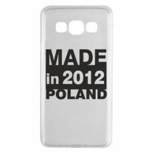 Samsung A3 2015 Case Made in Poland