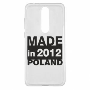 Nokia 5.1 Plus Case Made in Poland