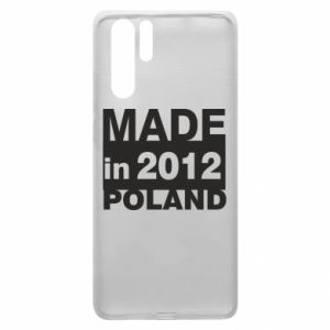 Huawei P30 Pro Case Made in Poland