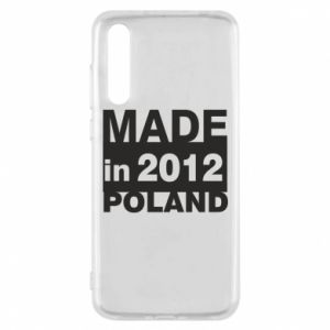 Huawei P20 Pro Case Made in Poland