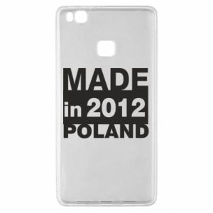 Huawei P9 Lite Case Made in Poland