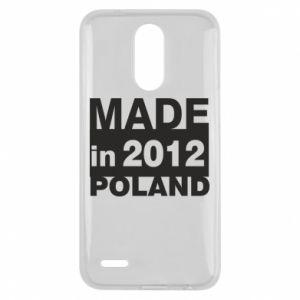 Lg K10 2017 Case Made in Poland