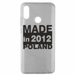 Huawei Honor 10 Lite Case Made in Poland