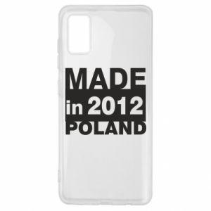 Samsung A41 Case Made in Poland