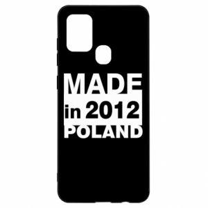 Samsung A21s Case Made in Poland